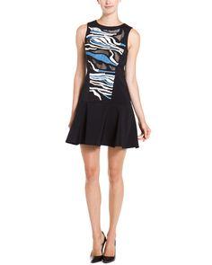 Spotted this Tibi Baja Black Multicolor Embroidered Dress on Rue La La. Shop (quickly!).