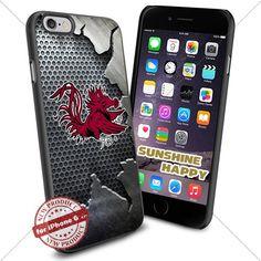 South Carolina Gamecocks, Football NCAA Sunshine#1525 Cool iPhone 6 - 4.7 Inch Smartphone Case Cover Collector iphone TPU Rubber Case Black SUNSHINE-HAPPY http://www.amazon.com/dp/B011SH2H0Y/ref=cm_sw_r_pi_dp_XGi8vb0AZ6XPJ