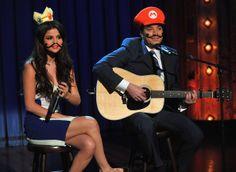 Selena Gomez - Selena Gomez Visits 'Late Night With Jimmy Fallon'