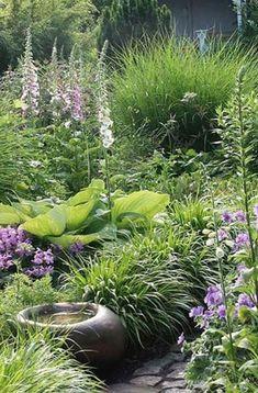 garden and landscape architecture fur - Garden***Garten - Tipos de Jardim Amazing Gardens, Beautiful Gardens, Landscape Architecture, Landscape Design, Path Design, Landscape Edging Stone, Japanese Garden Design, Garden Cottage, Garden Beds