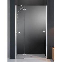 Drzwi prysznicowe wnękowe Radaway Fuenta New DWJ 100x200 lewe szkło przejrzyste
