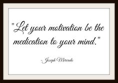 Let Your Motivation - Digital Mind-Set Calligraphy - FREE Instant Delivery! by MasterMindWisdom on Etsy