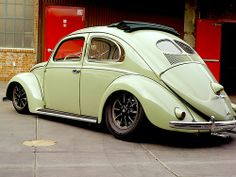VW Fusca Beetle