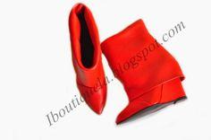 botine cu varf ascutit toc ortopedic: 9cm pret: 350 RON pt comenzi: incaltamintedinpiele@gmail.com Slippers, Flats, Shoes, Fashion, Loafers & Slip Ons, Moda, Zapatos, Shoes Outlet, Fashion Styles