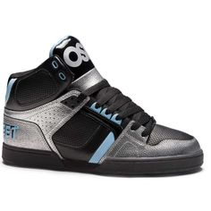 Limited Edition H-Street/Osiris shoe. NYC 83 | 1130 | SILVER/BLUE/RR-ALLEN