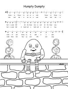 Free Downloadable Music Coloring Pages |