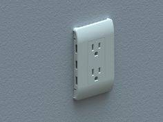 Charge up to 8 smart devices at once with 6 USB ports and 2 regularplugs. Replaces standard electrical sockets and easy to install.