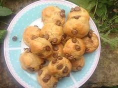 Cuisine Ma-Ligne!: Mini Muffins WW aux pepites de chocolat 1pp
