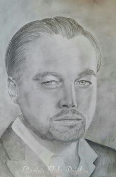 Leonardo Di Caprio ritratto