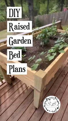 Raised Garden Bed Plans, Elevated Garden Beds, Raised Bed Garden Layout, Cheap Raised Garden Beds, Raised Garden Planters, Raised Planter Boxes, Building Raised Garden Beds, Raised Gardens, Small Raised Garden Ideas