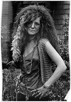After 48 years, there isn't a rock figure alive who has captivated the world on the level that Janis Joplin did during the course of her relatively short life and career. A heady brew of rock, blues, and a whole lot of soul, Janis set the bar. Stoner Rock, Hard Rock, Rock Rock, Heavy Metal, Rockabilly, Rock And Roll, Hippie Rock, Grunge, Chelsea Hotel