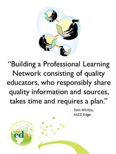 Building a professional learning network on Twitter by Tom Whitby