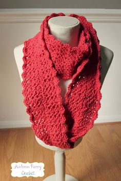 Love this infinity scarf from Dandelions and Dragonflies. Pinned it!