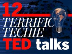 TED Talks can entertain and make you smarter about a lot of subjects, including technology. Here's a look at 10 excellent tech-related talks, with brief summaries by TED regarding the talks. Nsa Spying, 404 Pages, Security Tools, Online Dating Profile, Business Technology, Ted Talks, Information Technology, Professional Development, Higher Education