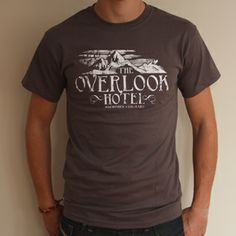 The Overlook Hotel - Regular Fit T-shirt    The Shining (1980)