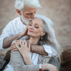 Pure Amour ~ growing old together