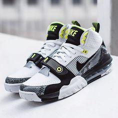 san francisco ae2fc 714e6 Nike Air Max Bo Jax White-Black-Volt Bo Jackson Shoes, Bo Jackson