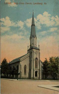 Holy Cross Lynchburg, VA