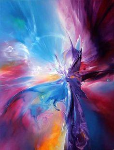 Lovers 1 - 40 x 30 Original Oil on Canvas VJEKOSLAV NEMESH