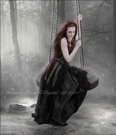 Consuelo Parra: Sad Soul by Aeternum-Art on deviantART