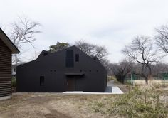 Karate Dojo By KINO Architects