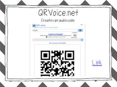 Primary Junction: Using QR Codes in the Classroom - Part 4: Differentiating Instruction