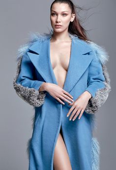 Elle Brazil February 2016 Bella Hadid by Max Abadian-3