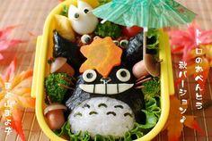 秋なトトロ弁当 ☆ Totoro Obento