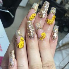 Amazing Nail Art Made Using Tones Products