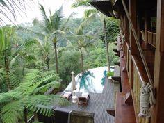 Begawan Giri Hotel. Ubud. Bali.