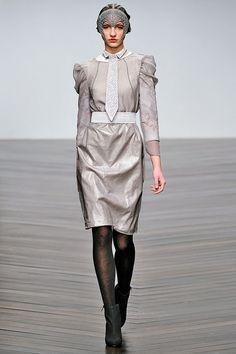 Bora Aksu - www.vogue.co.uk/fashion/autumn-winter-2013/ready-to-wear/bora-aksu/full-length-photos/gallery/930084