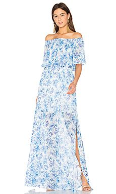 Hacienda Maxi Dress