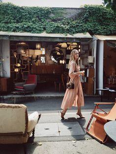 Sofia Sanchez de Betak's Photo Diary From Couture Week