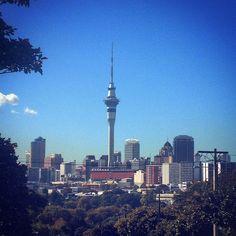 Skytower - Auckland