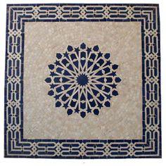 moroccan tile mosaic