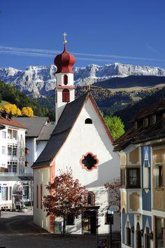 Ortisei (Bolzano), Val Gardena, Trentino-Alto Adige, Italy
