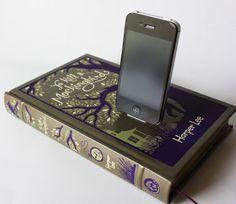 iphone book dock