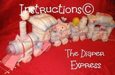 Instructions  Diaper Choo Instructions for Choo by babyboo0722, $8.99