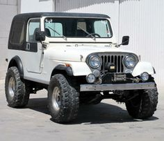 Find the best Jeep CJ for sale near you. Every used car for sale comes with a free CARFAX Report. We have 23 Jeep CJ vehicles for sale that are reported accident free, 0 cars, and 4 personal use cars. Cj Jeep, Jeep Cj7, Jeep Wrangler, Cheap Jeeps, Cool Jeeps, Used Jeep, White Jeep, Car Camper, Custom Jeep