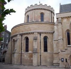 Temple Church  Knights of the Templar