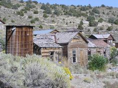 Belmont, Nevada | 19 Stunning Images Of Nevada's Ghost Towns