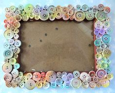 UpCycled Picture Frame by ScrapbooksByAdrienne on Etsy, $9.99