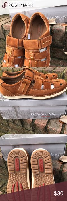 Men's size 9 Bruno Marc shoes Brand new in box. Size 9 Bruno Marc shoes for men.  True to size. bruno marc Shoes Loafers & Slip-Ons