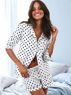 Cotton Mayfair Boxer Pajama #VictoriasSecret http://www.victoriassecret.com/sleepwear/lounge/cotton-mayfair-boxer-pajama?ProductID=112505=OLS?cm_mmc=pinterest-_-product-_-x-_-x