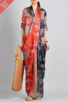 Spliced Print Vintage Tencel Women Dress Item Code:2029341081662 Material: 85%Tencel . 15%Polyester Season: Spring Style: Casual Collar: V-Neck Closure Type:Asymmetric Length Pattern Type: Print Decoration: Print .Irregular .Spliced Clothing Placket:Pullover Sleeve Length: Three Quarter Sleeve Sleeve Style: Regular Dress Length: Mid-Calf Silhouette: Loose Unique Dresses, Elegant Dresses, Linen Dresses, Cotton Dresses, Spring Dresses Casual, Summer Dresses, African Fashion, Indian Fashion, Mode Kimono