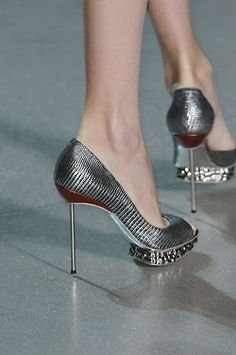 *shoes that look as though they could have been worn by a flapper