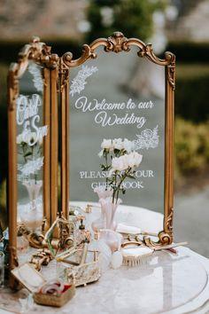 Graydon Hall Outdoor Wedding Decor Guestbook and table Wedding Entrance Table, Wedding Welcome Table, Outdoor Wedding Decorations, Wedding Guest Book, Reception Decorations, Wedding Table, Table Decorations, Wedding Signs, Diy Wedding