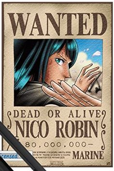 Nico Robin, Anime One, One Piece Anime, One Piece Bounties, One Piece English, One Piece Drawing, Place Card Template, Online Anime, Star Wars Birthday