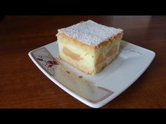 YouTube Dessert Drinks, Cheesecake, Good Food, Crochet, Youtube, Kuchen, Cheesecakes, Ganchillo, Crocheting