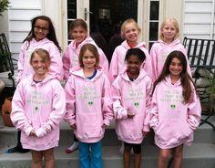 girl scout shirt ideas | Girl Scouts T-Shirt Design Ideas – Custom Girl Scouts Shirts ...